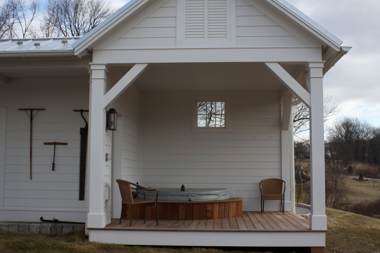 outdoor patio Exterior